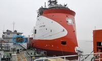 武船船用低压岸电电源现场